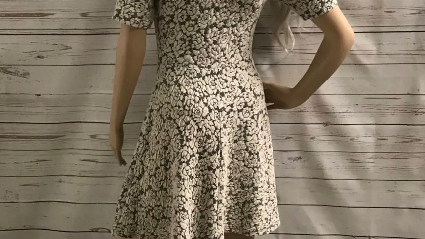 Women's / ladies cream TopShop dress size 12 immaculate condition