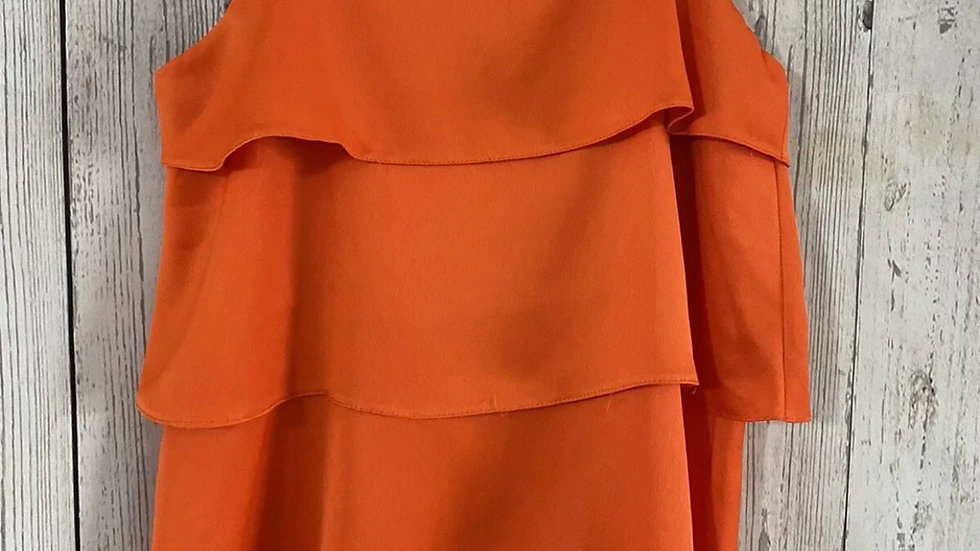 Girls River Island Layred Blouse Top Age 12 Years Immaculate Condition