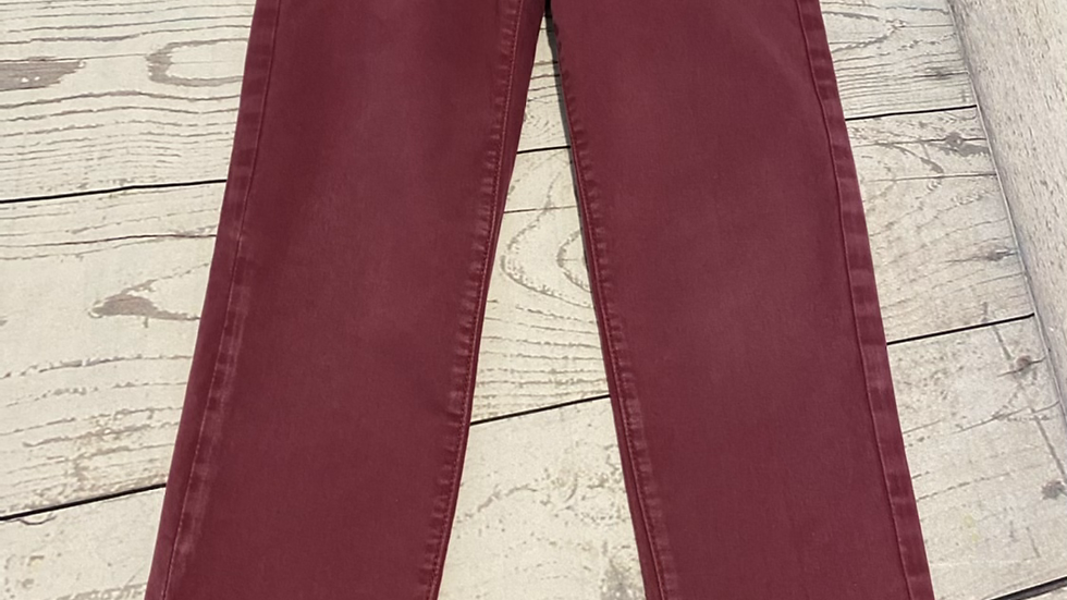 Boys Ted Baker Purple Chino Jeans Age 7 Years Excellent Condition