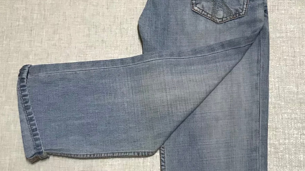 "Womens / Ladies Tommy Hilfiger Capri demin Cropped Jeans Size 28"" Waist a"