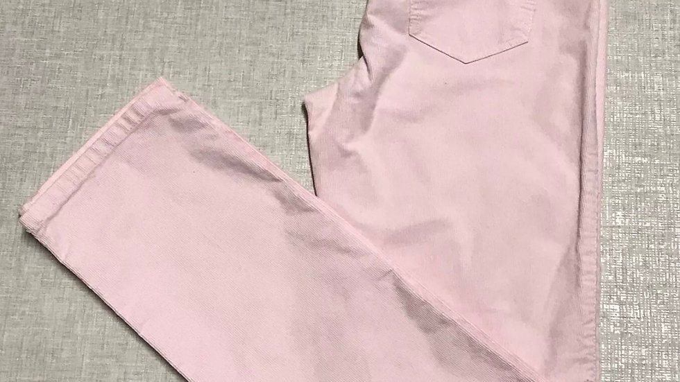 Womens / Ladies Tommy Hilfiger Pink Corded Jeans Size 4 Immaculate Condition