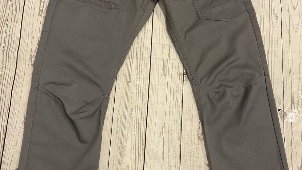 "Mens ETO Jeans 9901 Grey Denim Jeans Size 34"" Waist Short Leg Immaculate"