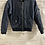 Thumbnail: Girl New Look Navy Bomber Jacket With Hood Age 9 Years Excellent Condition