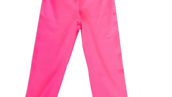 Women's / ladies TCA cropped pink leggings size xs new without tags