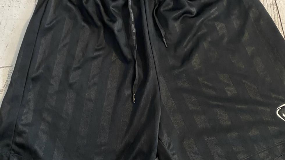 Mens Black Nike Dri Fit Shorts Size Medium - Excellent Condition