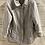 Thumbnail: Womens / Ladies Bonmarche Light Grey Coat Size 14 Missing Belt