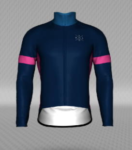Sans Chaine Fitted Spring Jacket