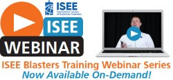 ISEE Blasters Training - Now On Demand Online