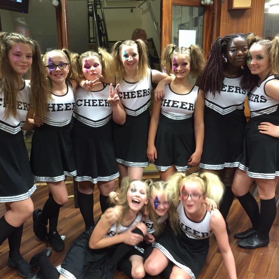 energy senior performance  Halloween