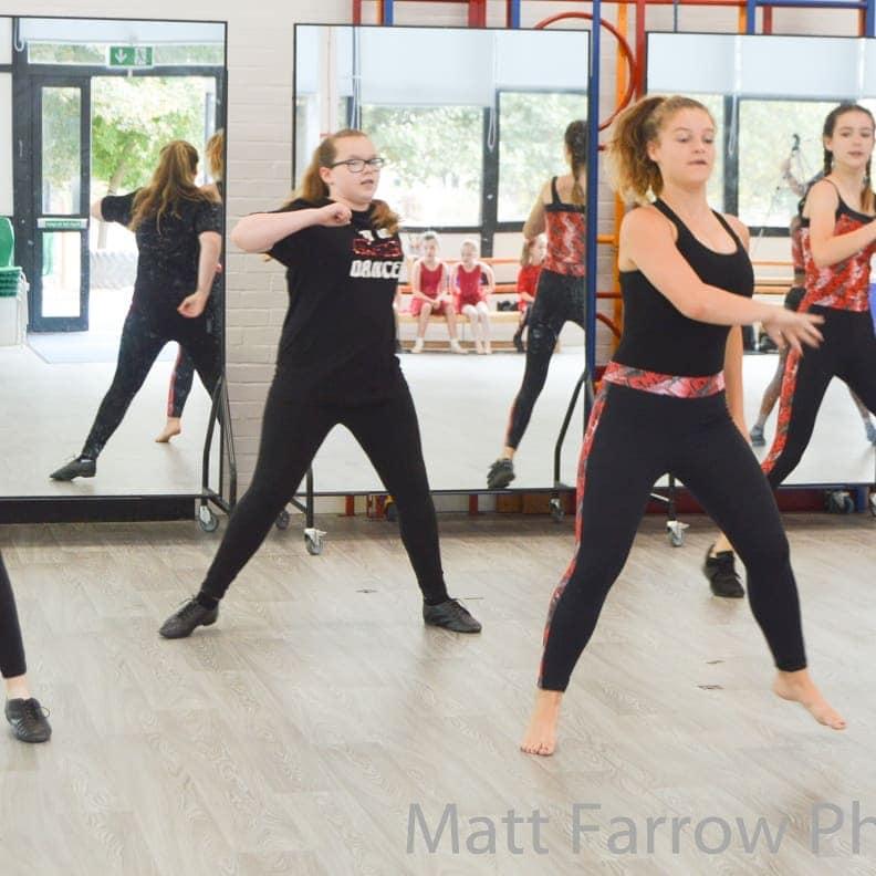energy dancers