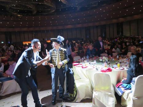 香港魔術師 MagicCarson 怡和集團週年晚宴