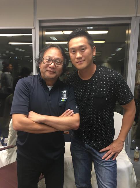 香港魔術師 MagicCarson and 林超榮