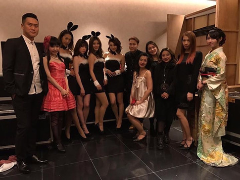 香港魔術師 MagicCarson 太陽娛樂週年晚宴