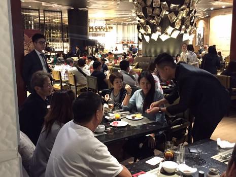香港魔術師 MagicCarson 新豪天地表演