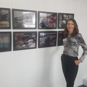 """Exhibition: The Rookery Artists Collective (""""TRAC""""): Inaugural Exhibition, Menier Gallery, 2019"""