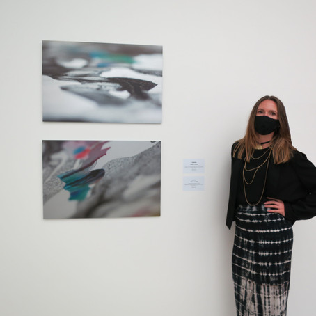 Exhibition: London Grads Now, Saatchi Gallery, 2020