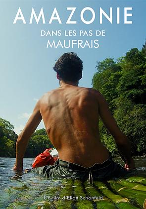Amazonie, dans les pas de Maufrais - DVD