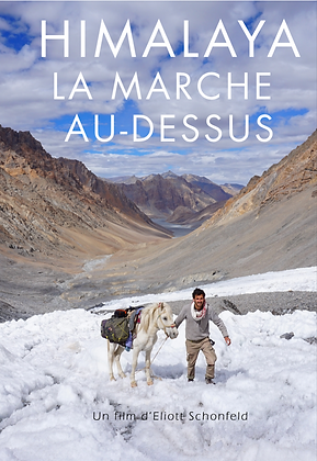 Himalaya, la marche au-dessus DVD