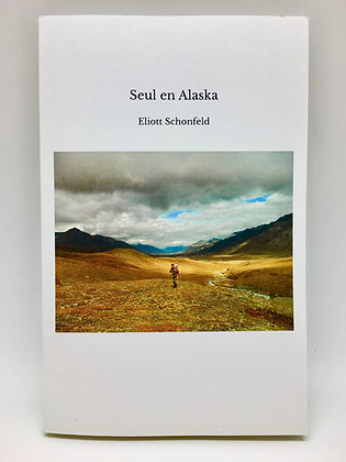 Seul en Alaska - Livre