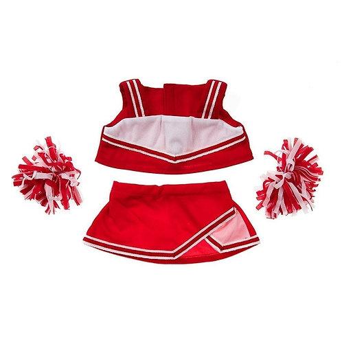 Cheer - Red & White