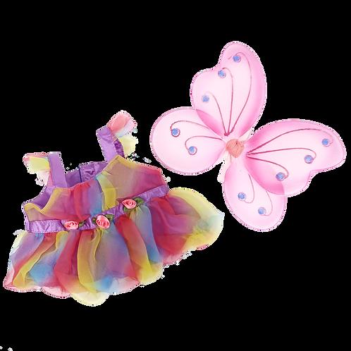 Butterfly Fairy - Rainbow