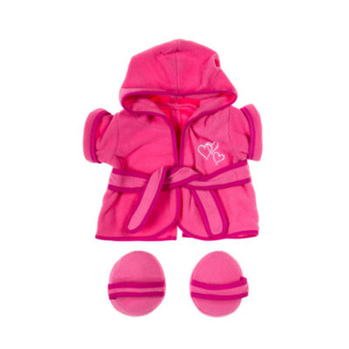Bathrobe - Pink