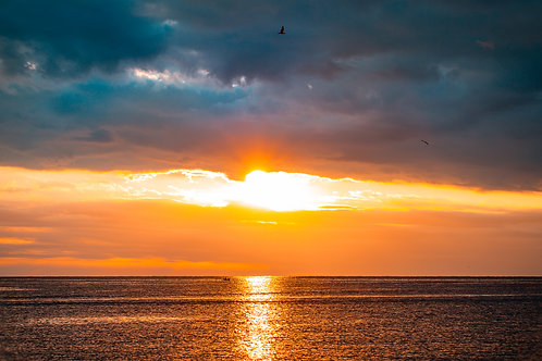 Sunset Rovinij