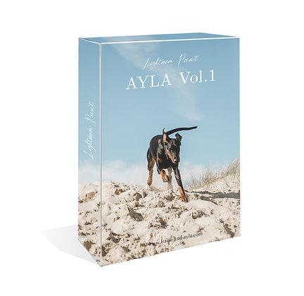 Lightroom Preset AYLA Vol. 1