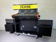 S5000 afgewerkt met donker houten zijkan