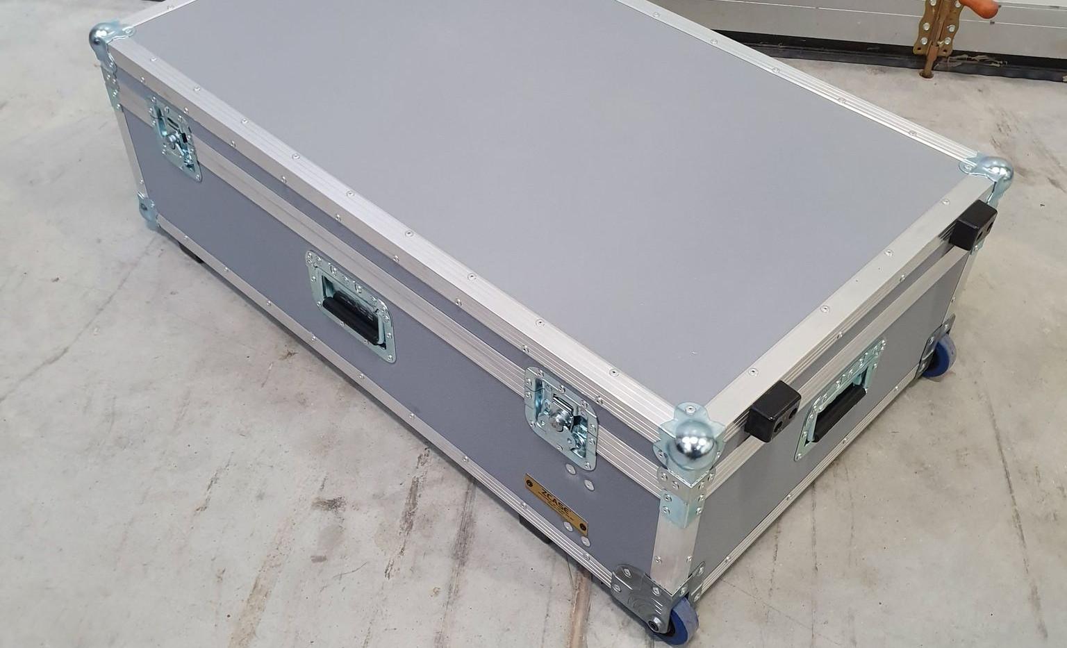 Transportcase for only the bottem
