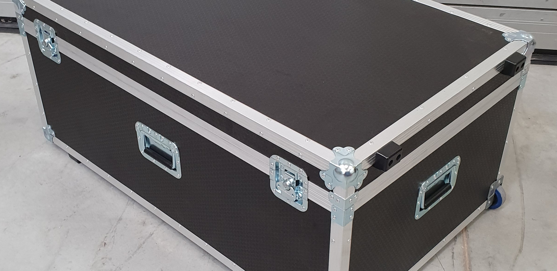 DJ booth transport case