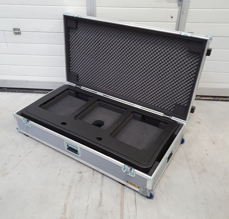 Transportcase for only the top