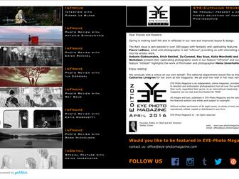 EYE-Photo Magazine