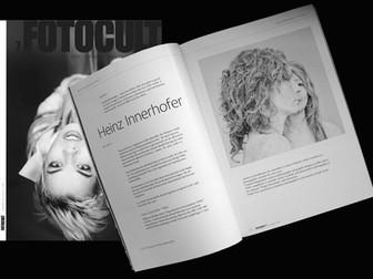 Printausgabe des FOTOCULT Magazin