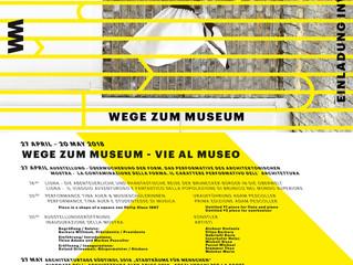 """""""Wege zum Museum"""""""