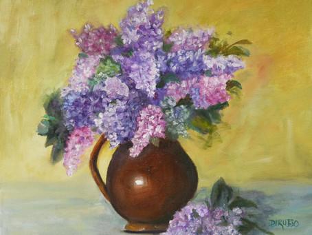 Summer Florals Exhibit in Portsmouth NH