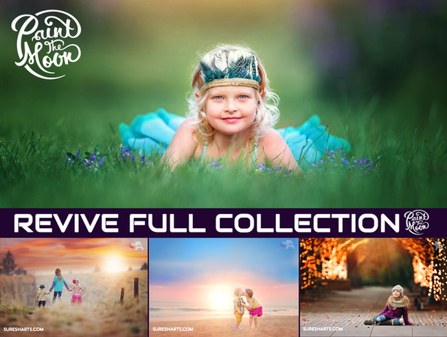 The Reverie Collection By PaintTheMoon[Full Collection]