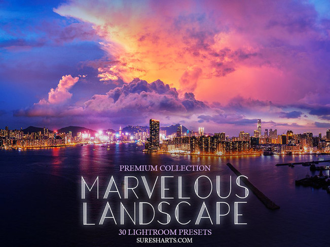 Marvelous Landscape Presets [Free Download]