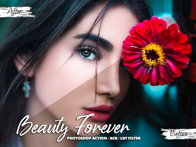 27 Beauty Forever Ps,CR, Lut Filter [Free Download]
