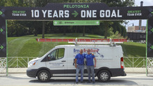 Bresco Broadband Supports Pelotonia with Wireless HotSpot Network
