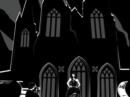 Истории. Ночь в музее. Часть 1.
