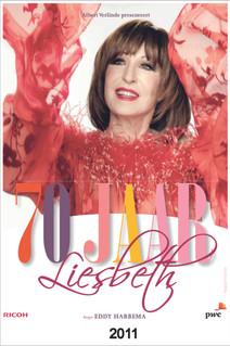 70 jaar Liesbeth