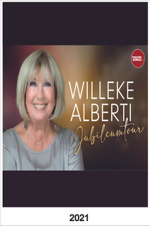 Willeke Alberti Jubileumtour