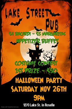 Copy of Halloween Poster - Made with Pos
