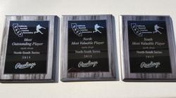 Rawlings MVP Plaques