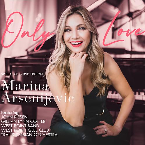 CD/DVD - Only Love