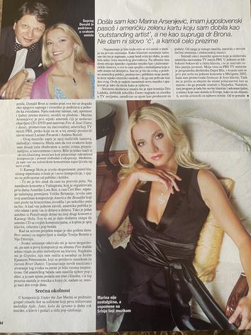 Glorija Magazine 2007