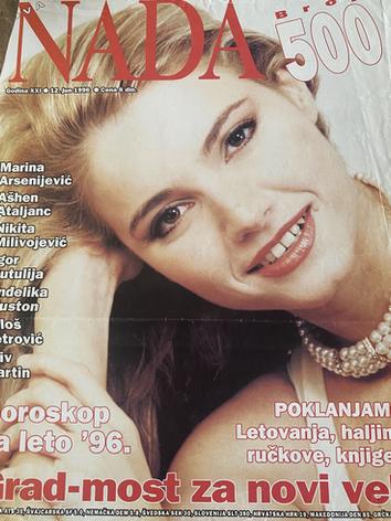 Nada cover 1996