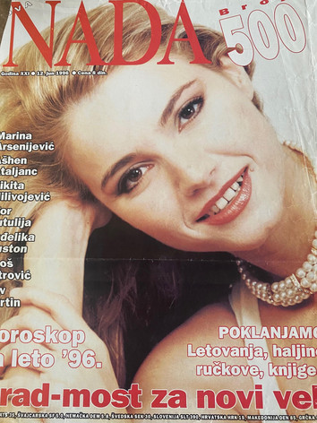Nada (coverpage) 1996