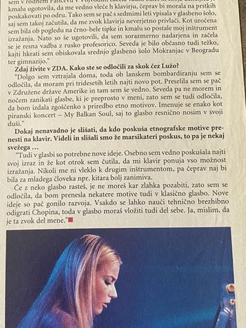 Slovenia european tour 2001